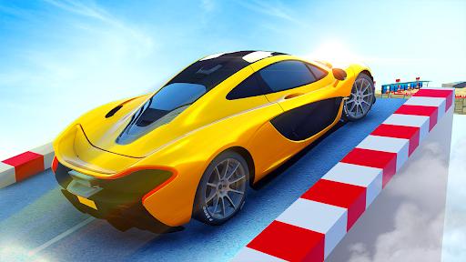 Car games 3d : Impossible Ramp Stunts  updownapk 1