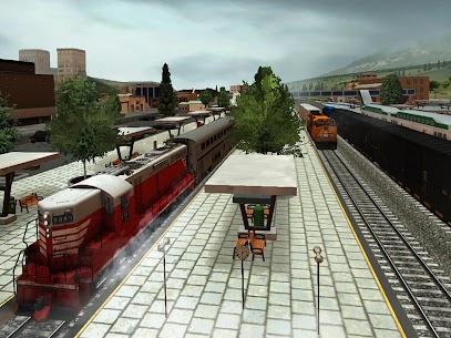 Train Simulator PRO 2018 Mod Apk 1.5 (Unlimited Money) 14