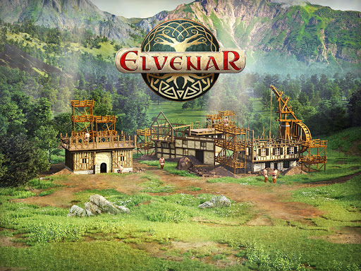 Elvenar - Fantasy Kingdom screenshots 1