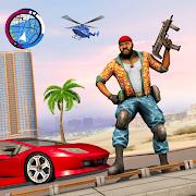 Miami Gangster Crime Simulator – Bank Robbery Game