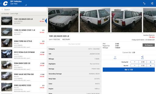 Copart u2013 Salvage Car Auctions 5.6.5 Screenshots 11
