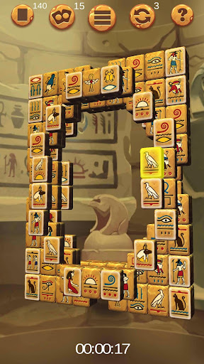 Doubleside Mahjong Cleopatra 2 1.6 screenshots 15