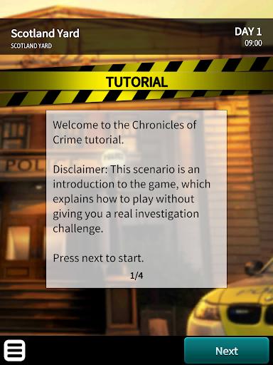 Chronicles of Crime 1.3.5 Screenshots 12