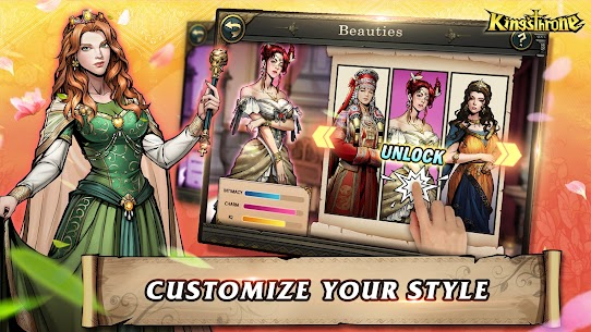 King's Throne Game of Lust Mod Apk Latest Version 2021** 2