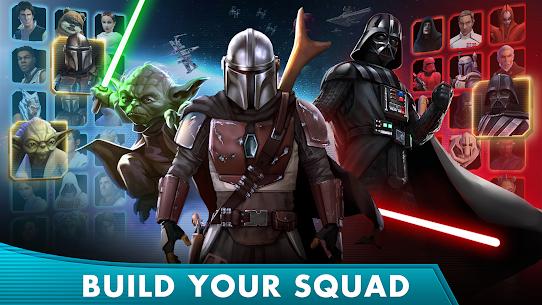 Star Wars Galaxy of Heroes Mod (God mode) 7