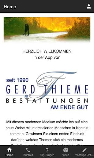 Bestattungen Gerd Thieme For PC Windows (7, 8, 10, 10X) & Mac Computer Image Number- 5