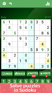 Sudoku Classic Puzzle - Casual Brain Game