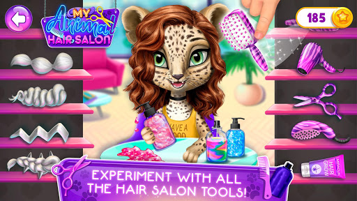 My Animal Hair Salon - Style, Create & Experiment 5.1.7 screenshots 4