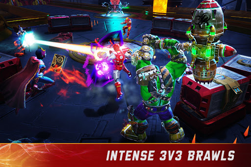MARVEL Realm of Champions apkmr screenshots 3
