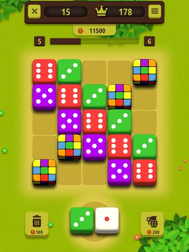 Dice Craft - 3D Merge Puzzle  screenshots 17