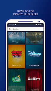 DISNEY PLUS MOD APK (Version 1.14.2) 9