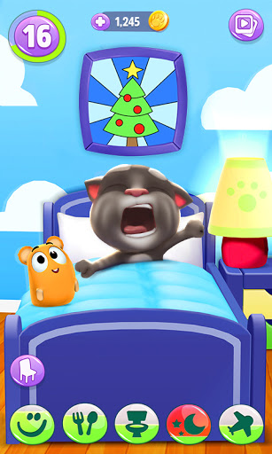 My Talking Tom 2 2.5.2.26 screenshots 4