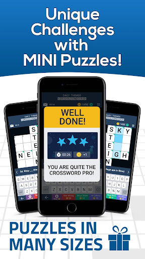 Daily Themed Crossword - A Fun crossword game 1.402.0 screenshots 8