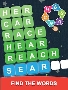 Word Search Sea: Unscramble words 6