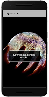 Crystal Ball : Learn more about your future