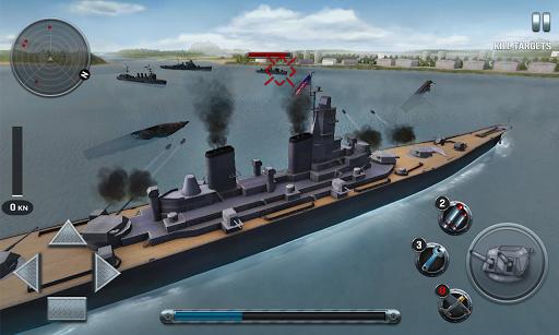 Code Triche Navires bataille: le pacifique APK MOD (Astuce) screenshots 1