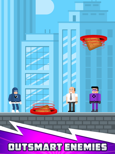 The Superhero League Apkfinish screenshots 19