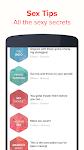 screenshot of Eve Period Tracker - Love, Sex & Relationships App