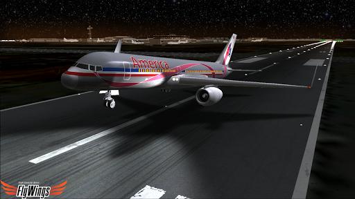 Flight Simulator Night - Fly Over New York NY 1.0.1 screenshots 10