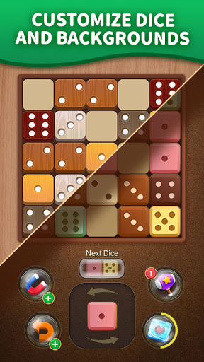 Dice Merge:u00a0Matchingdomu00a0Puzzle 0.1.7 screenshots 4