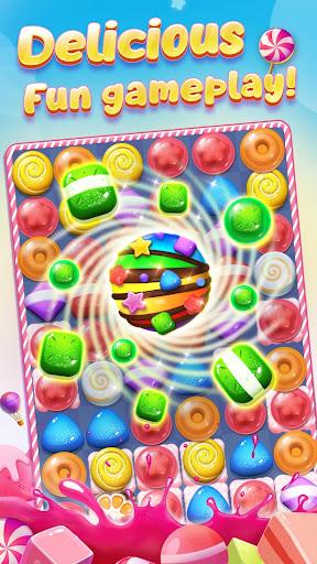 Télécharger Candy Charming - 2020 Match 3 Puzzle Free Games apk mod screenshots 2
