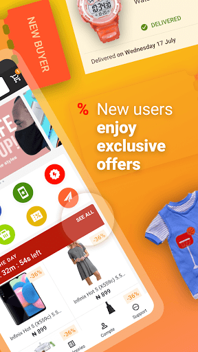 JUMIA Online Shopping 7.2 Screenshots 2