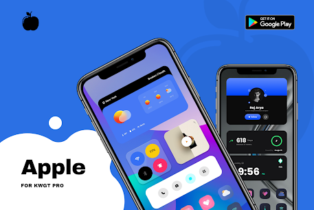 Apple for KWGT APK 2.0 [Paid] Download for Android 5