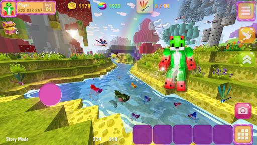 Candy World: Craft  screenshots 1