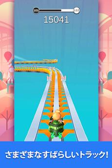 Coaster Rush:病みつきになるエンドレスなランナーゲームのおすすめ画像2