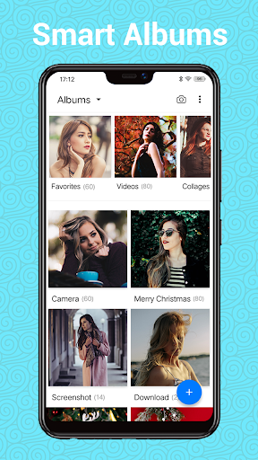 Photo Gallery HD & Editor 2.0.8 Screenshots 4