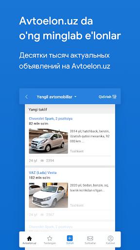 Avtoelon.uz 1.4.9 Screenshots 2