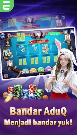 samgong samkong indo domino  gaple Adu Q  poker modiapk screenshots 1