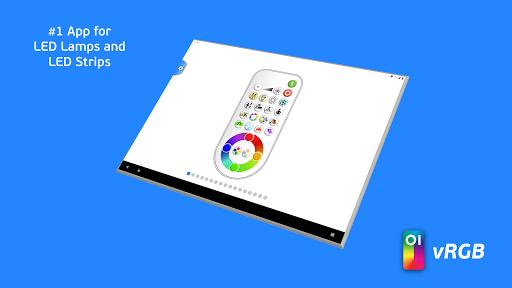 vRGB - LED IR Remote Control android2mod screenshots 8