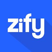 Zify: Carpool, Rideshare & Commute  Icon
