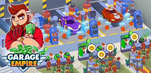 Garage Empire - Idle Building Tycoon & Racing Game on Windows PC Download Free - 1.9.19 - com ...