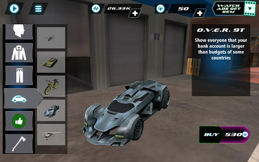 Superhero 2.7.2 screenshots 5