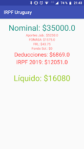 IRPF Uruguay For Pc – Free Download In 2020 – Windows And Mac 2