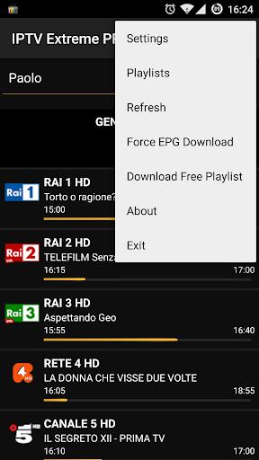 Download APK: IPTV Extreme Pro v113