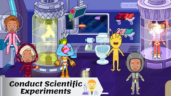 Tizi Town - My Space Adventure Games for Kids 1.1 Screenshots 17