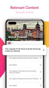 Karta polaka-audio, legends, traditions & history