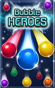 Bubble Heroes Galaxy