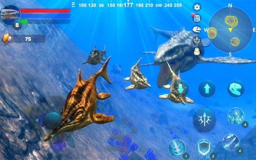 Mosasaurus Simulator screenshots 22