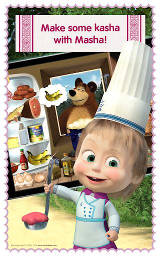 Masha and Bear: Cooking Dash 1.3.8 Screenshots 12