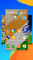 Indian-APUS Launcher theme