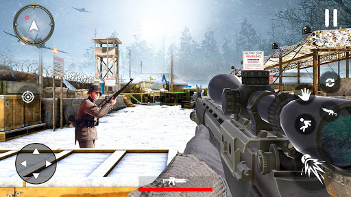 Call of Sniper Games 2020: Free War Shooting Games  screenshots 16