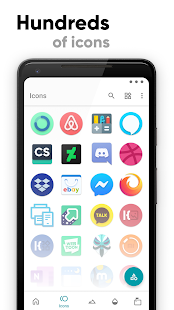 CandyCons Unwrapped - Icon Pack Screenshot