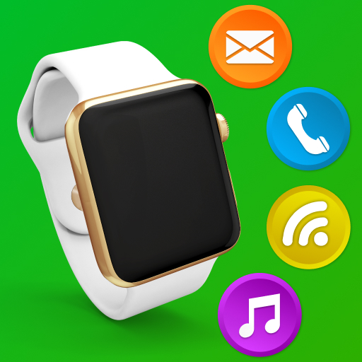 Smartwatch Bluetooth Notifier: sync watch & wear