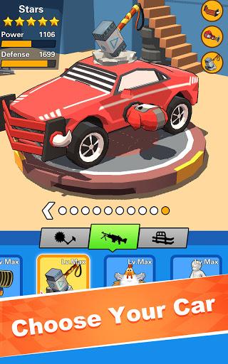 Car Rush: Fighting & Racing 1.0.2 screenshots 7