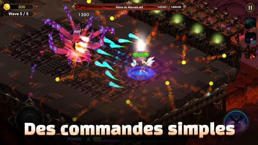 Code Triche Angel Saga: jouez le héros d'un RPG d'action APK MOD (Astuce) screenshots 1