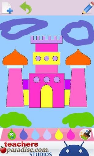 Prince & Princess Coloring Book screenshots 6